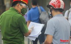 Hà Nội bỏ yêu cầu giấy đi đường cần có xác nhận từ phường