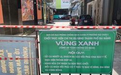 """Nhiều """"vùng xanh"""" được thiết lập ở Đà Nẵng, tạo lá chắn vững chắc trong phòng chống dịch"""