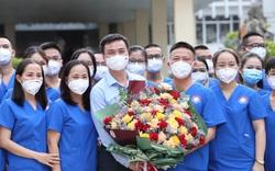 Quảng Bình tiếp tục cử đoàn cán bộ y tế vào hỗ trợ TP.HCM chống dịch; Tạm dừng đón khách nội, ngoại tỉnh tại đảo Lý Sơn