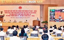 Chùm ảnh: Phiên họp toàn thể đầu tiên của Chính phủ nhiệm kỳ 2021-2026