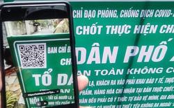 Người dân Hà Nội phải quét mã QR khi qua các điểm chốt phòng, chống dịch