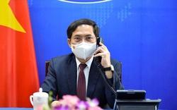 Bộ trưởng Ngoại giao Bùi Thanh Sơn làm Tổ trưởng Tổ công tác của Chính phủ về ngoại giao vaccine