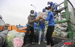 15 tấn rau củ quả ngon nổi tiếng được Lào Cai gửi tặng Hà Nội chống dịch