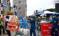 Hà Nội: Dừng cấp giấy ra vào cho người dân phường Chương Dương