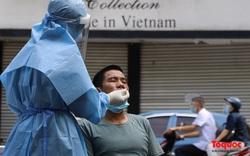 Hà Nội kêu gọi người dân khai báo y tế khi có biểu hiện ho, sốt, khó thở để được lấy mẫu xét nghiệm