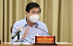 Ông Nguyễn Thành Phong thôi giữ chức Chủ tịch UBND TPHCM