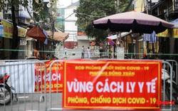 Thường trực Thành ủy Hà Nội đồng ý kéo dài giãn cách xã hội đến ngày 6/9