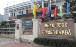 Bình Định: Bí thư, Chủ tịch phường Đập Đá bị đình chỉ công tác