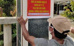 Không chấp hành cách ly tại nhà, 2 người ở Thừa Thiên Huế bị phạt 15 triệu đồng