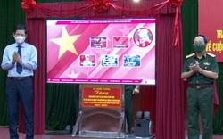 Quảng Bình tiếp nhận phần mềm và thiết bị 3D giới thiệu cuộc đời và sự nghiệp của Đại tướng Võ Nguyên Giáp