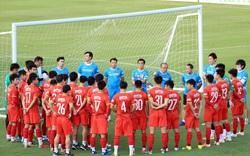 Tuyển Việt Nam công bố danh sách rút gọn 25 cầu thủ