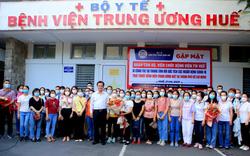 Bệnh viện Trung ương Huế điều động thêm y, bác sĩ chuyên môn cao vào TPHCM