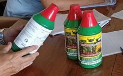 Xử phạt 7,5 triệu đồng cửa hàng thuốc bảo vệ thực vật bán sản phẩm cấm kinh doanh