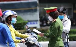 Đà Nẵng đổi mẫu giấy đi đường từ ngày 6/8; Quảng Bình áp dụng Chỉ thị 19 cho toàn tỉnh