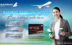 Một lần mua, bay không giới hạn cùng thẻ Bamboo PassUnlimited