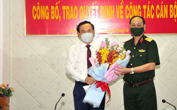 Trao quyết định về công tác cán bộ của Bộ Chính trị, Ban Bí thư và Chủ tịch nước