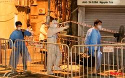 Hà Nội: Người dân tại điểm nóng Covid 19 Thanh Xuân Trung di dời tới nơi ở tạm