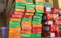 Thu giữ hơn 11.000 chiếc bánh trung thu không rõ nguồn gốc