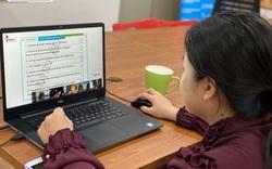 Không thực hiện kiểm tra, đánh giá định kỳ đối với lớp 1, 2 trong thời gian học online