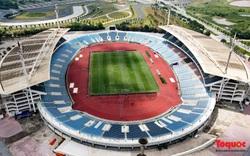 Sân vận động Mỹ Đình đang được nâng cấp, cải tạo