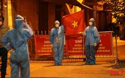 Hà Nội dỡ bỏ phong tỏa ổ dịch lớn nhất thủ đô trong đêm