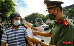 Hà Nội sẽ bắt đầu kiểm tra nghiêm giấy đi đường mới vào ngày 8/9