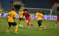Thi đấu kiên cường, tuyển Việt Nam thất bại tối thiểu trước đội khách Australia