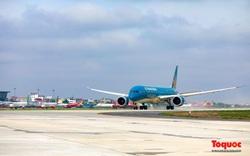Chính thức khai thác đường băng 1B sân bay Nội Bài sau hơn 1 năm nâng cấp