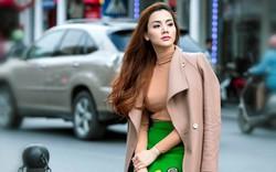"""Phản ứng """"lạ"""" của siêu mẫu Trang Nhung về bộ ảnh """"Tuyệt tình cốc"""""""
