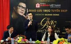 """""""Giấc mơ mang tên mình""""- bước ngoặt của Quang Dũng trên con đường âm nhạc"""