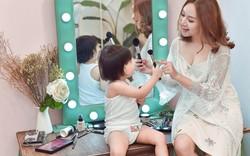 Nguyễn Thạc Giáng My: Sẵn sàng 'xù lông nhím' để bảo vệ con gái