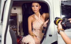 Người mẫu gốc Việt Kiko Chan khoe body nóng bỏng bên xế hộp