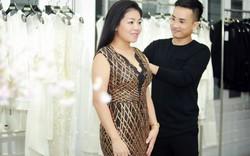 Cận cảnh chiếc váy trị giá 1 tỷ đồng Hà Duy thiết kế cho Anh Thơ