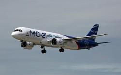 """Máy bay mới của Nga """"nuốt chửng"""" Boeing và Airbus"""