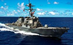 Dậy sóng biển Nhật Bản sau vụ tàu Mỹ và Philippine va chạm