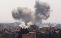 """Nga bất ngờ """"tăng tốc"""" cảnh sát quân sự vào khu vực an toàn Syria"""