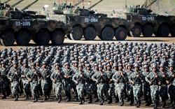 12.000 binh lính Trung Quốc duyệt binh trong ngày thành lập quân đội