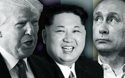 """""""Đấu trí"""" Nga Mỹ thổi bùng căng thẳng Triều Tiên trên bàn nóng LHQ"""