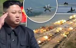 """Bí mật """"mắt xích"""" Nga Trung Triều nếu chiến tranh hủy diệt xảy ra?"""