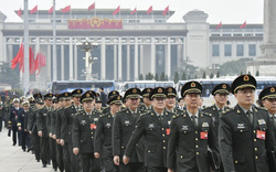 Hơn 2000 đại biểu tham dự Đại hội Đảng cộng sản Trung Quốc lần thứ 19