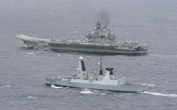 Tàu chiến Nga áp sát Anh tín hiệu căng thẳng dồn dập?