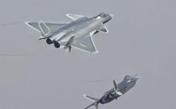 Trung Quốc đột phá tiêm kích J-20 đối đầu với F35  của Mỹ
