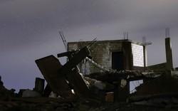"""Nóng: Tên lửa """"gây hấn"""" đánh trúng cơ sở quân sự Syria"""