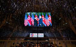 Cận cảnh các khoảnh khắc lịch sử thượng đỉnh Mỹ-Triều
