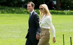 """Rò rỉ """"bội tiền"""" vợ chồng con gái Tổng thống Trump kiếm được"""