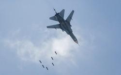 """Tây Nam Syria """"thiêu rụi"""" đòn phản công oanh tạc Nga"""