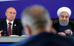 """Nga """"mắc kẹt"""" giữa cao trào xung đột Iran và Israel tại Syria"""