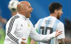 """""""Argentina đã cố gắng tốt nhất cho Messi"""""""