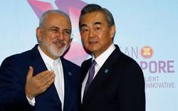 """""""Phủ đầu"""" Mỹ, Iran bất ngờ bắt tín hiệu thân với Trung Quốc"""