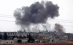Phản ứng Nga tố Mỹ ném bom phốt pho trắng vào Syria
